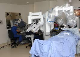 Transoral Robotic Surgery